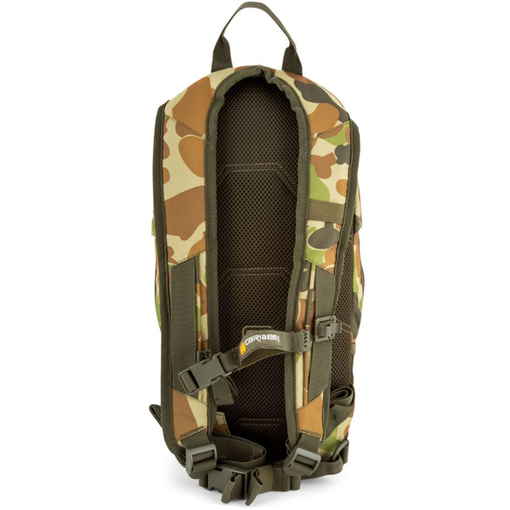 Caribee Patriot 18L Auscam Daypack - Harness view