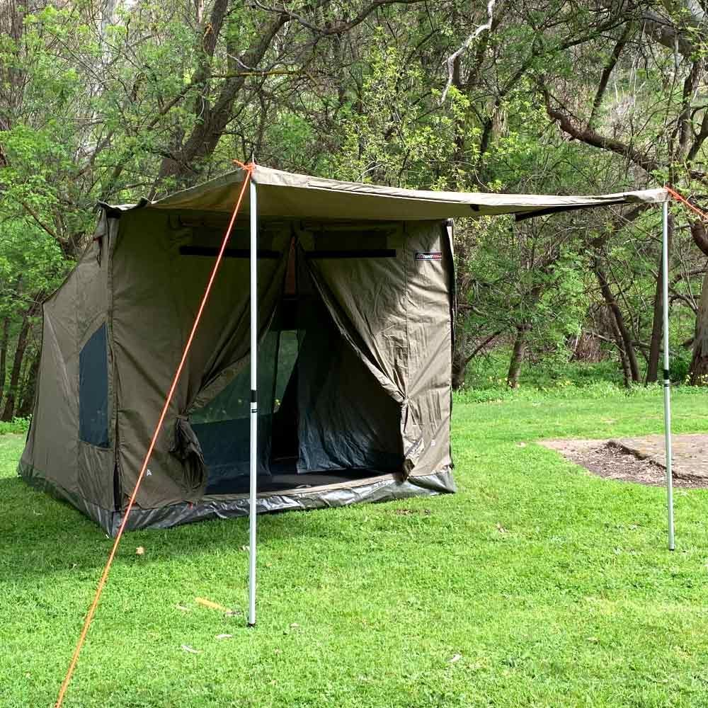 Oztent RV4 Canvas Touring Tent