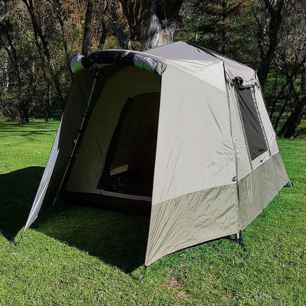 Black Wolf Turbo 240 X-Lite LF Tent - Setup outdoors