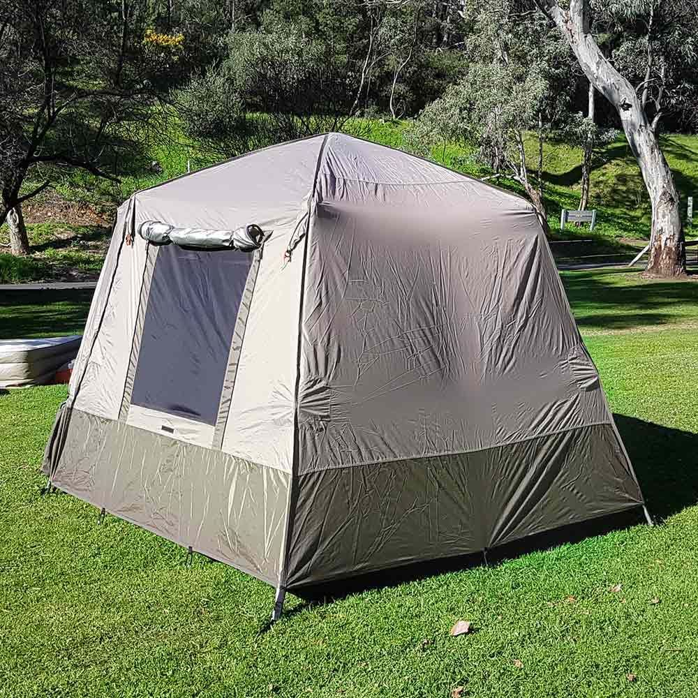 Black Wolf Turbo 240 X-Lite LF Tent - Back view