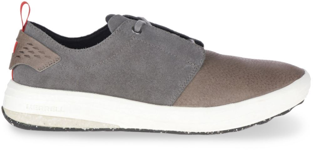 Merrell Gridway Leather Men's Shoe Charcoal