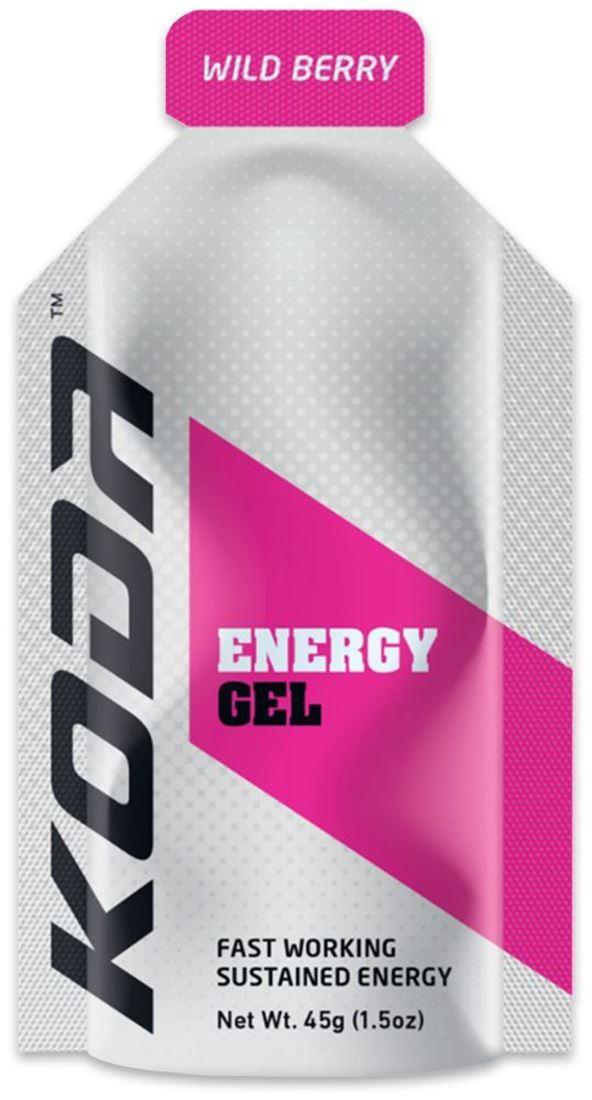 Koda Energy Gel 45g Wild Berry