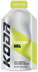 Koda Energy Gel 45g Lemon Lime