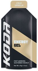 Koda Energy Gel 45g Cola Vanilla