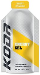 Koda Energy Gel 45g Cola Berry Banana
