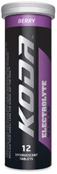 Koda Electrolyte Tablets 12 Pack Berry