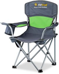 OZtrail Deluxe Junior Arm Chair Pink