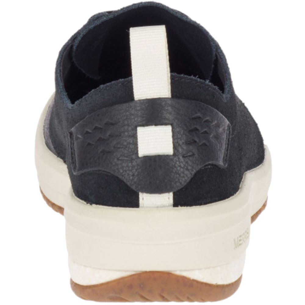 Merrell Gridway Leather Men's Shoe Heel
