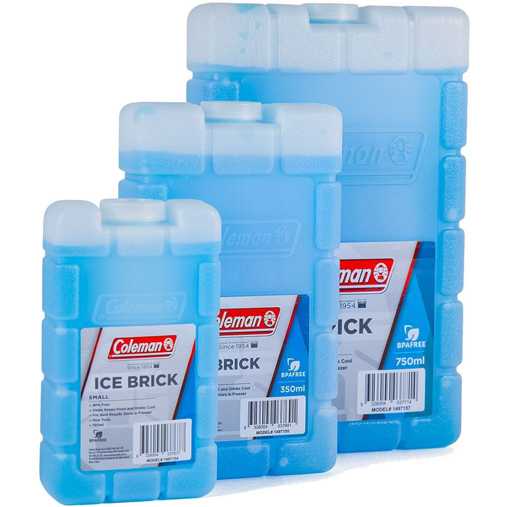 Coleman Ice Brick Multiple Sizes Available