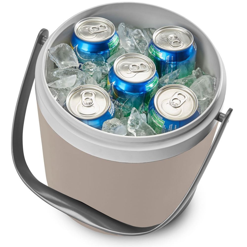 Coleman Party Circle Cooler Sandstone Full