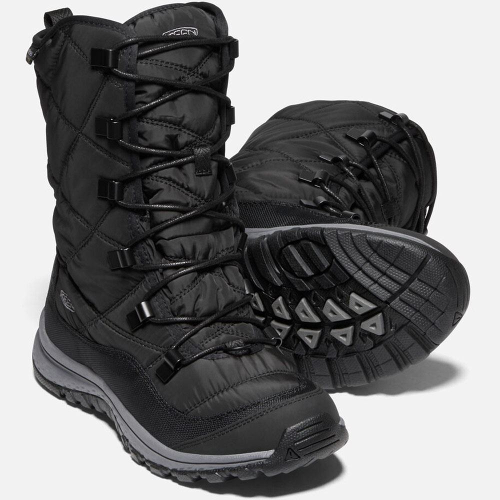 Keen Terradora Lace Waterproof Insulated Wmn's Boot Side