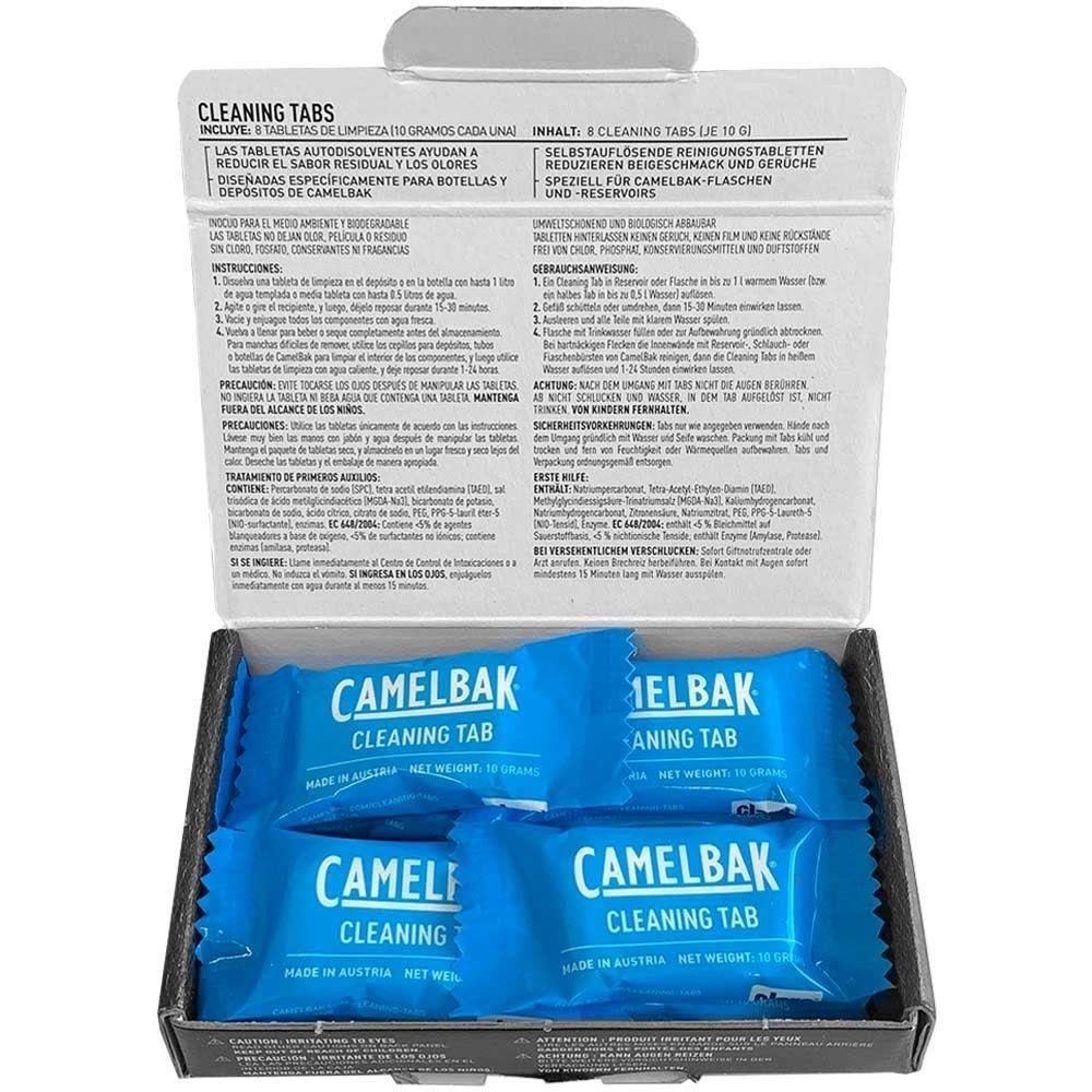 Camelbak Reservoir & Bottle Cleaning Tabs 8Pk Box