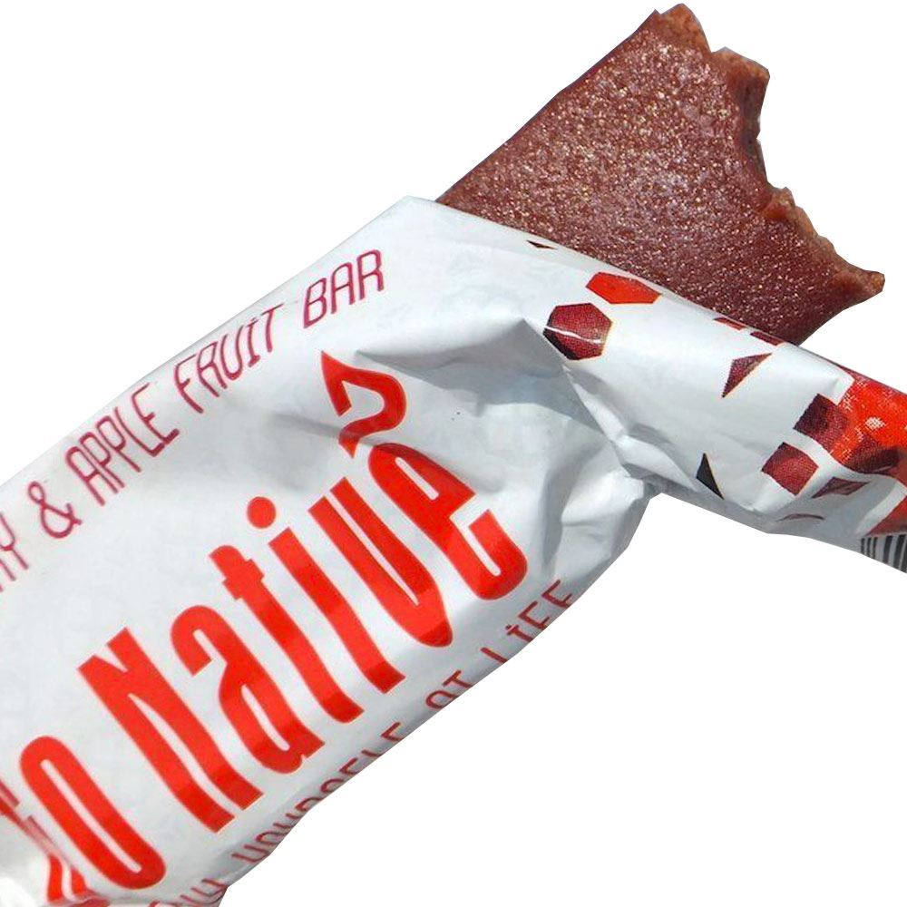 Go Native Raspberry & Apple Fruit Bar