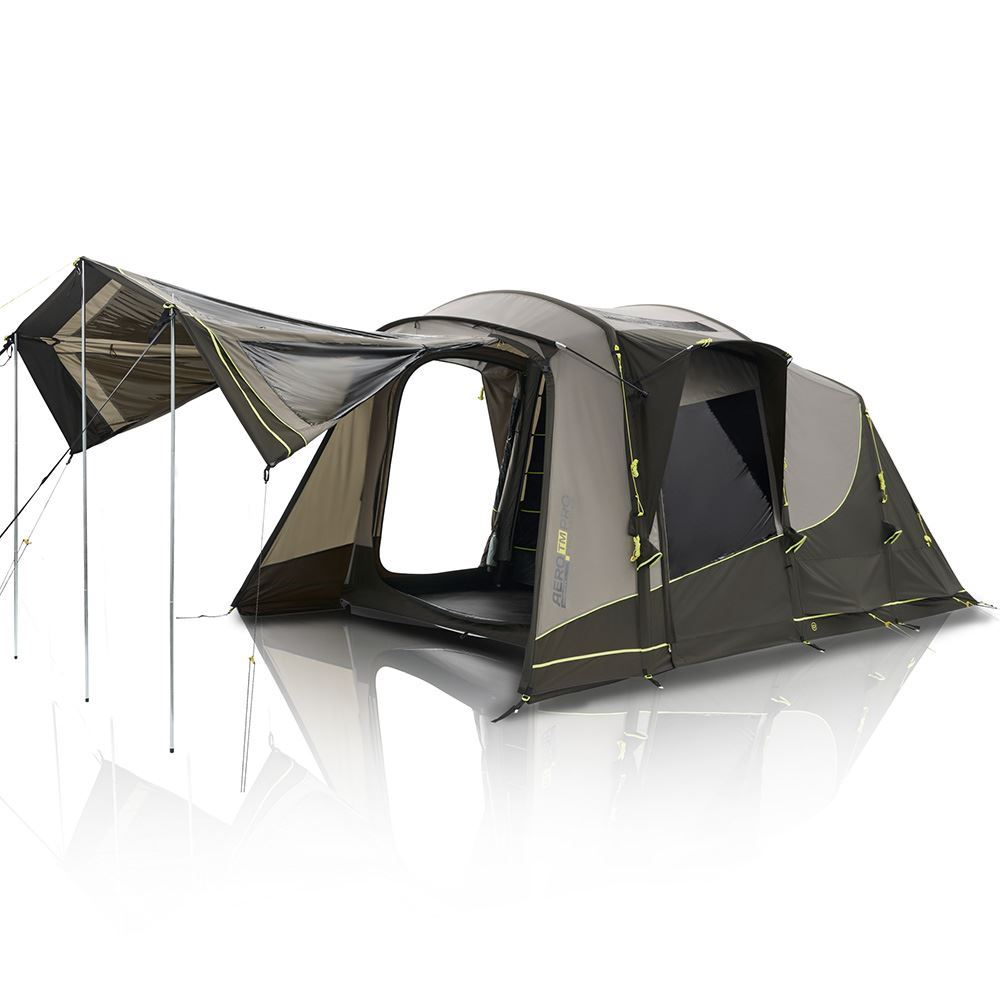 Zempire Aero TM Pro Air Tent Side Door Open
