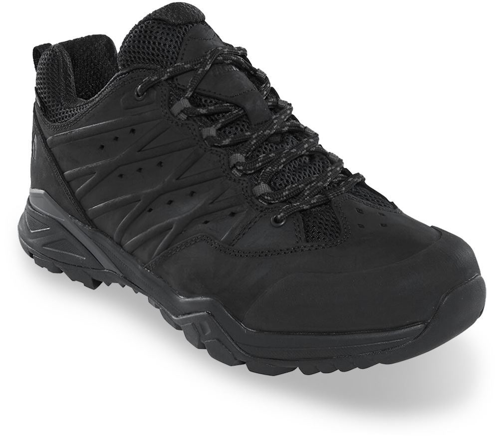 The North Face Hedgehog Hike II GTX Men's Shoe TNF Black Graphite Grey