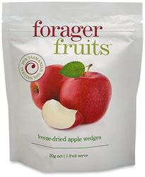 Forager Fruits Apple Wedges