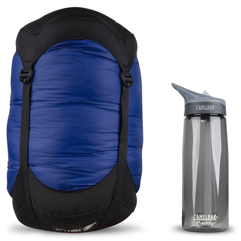 Sea To Summit Explore Ex3 Sleeping Bag (-8°C) Packed