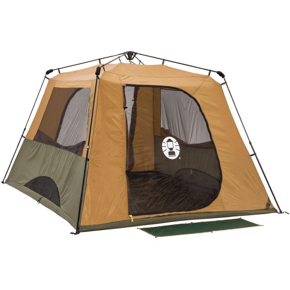 Coleman Instant Up 6P Lighted Northstar Darkroom Tent Inner