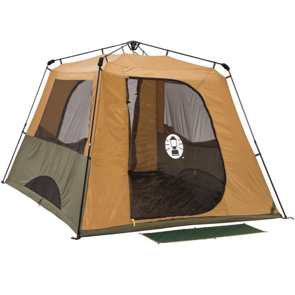Coleman Instant Up 4P Lighted Northstar Darkroom Tent Inner