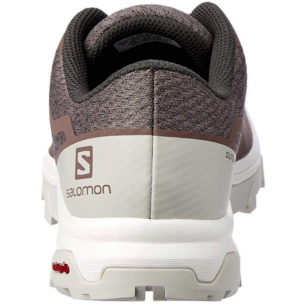 Salomon Outbound Womens Shoe - Back of shoe