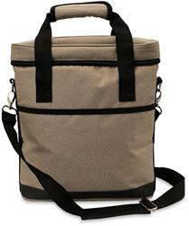 Karlstert Premium 3 Bottle Carrier Sand