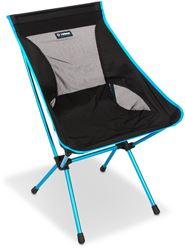 Helinox Camp Chair Black & Cyan