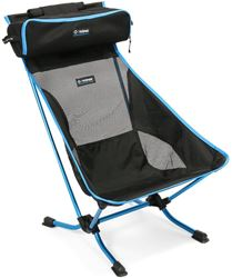 Helinox Beach Chair Black & Cyan