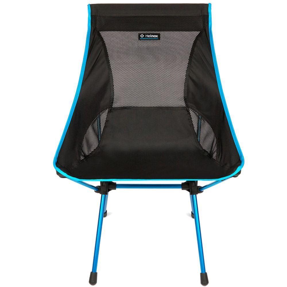 Helinox Camp Chair Black & Cyan
