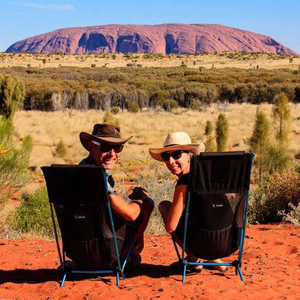 Helinox Chair Two Camp Chair Uluru