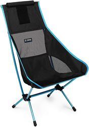 Helinox Chair Two Black & Cyan