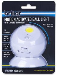 Brillar Motion Activated Ball Light