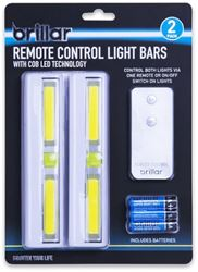 Brillar Remote Control Light Bars