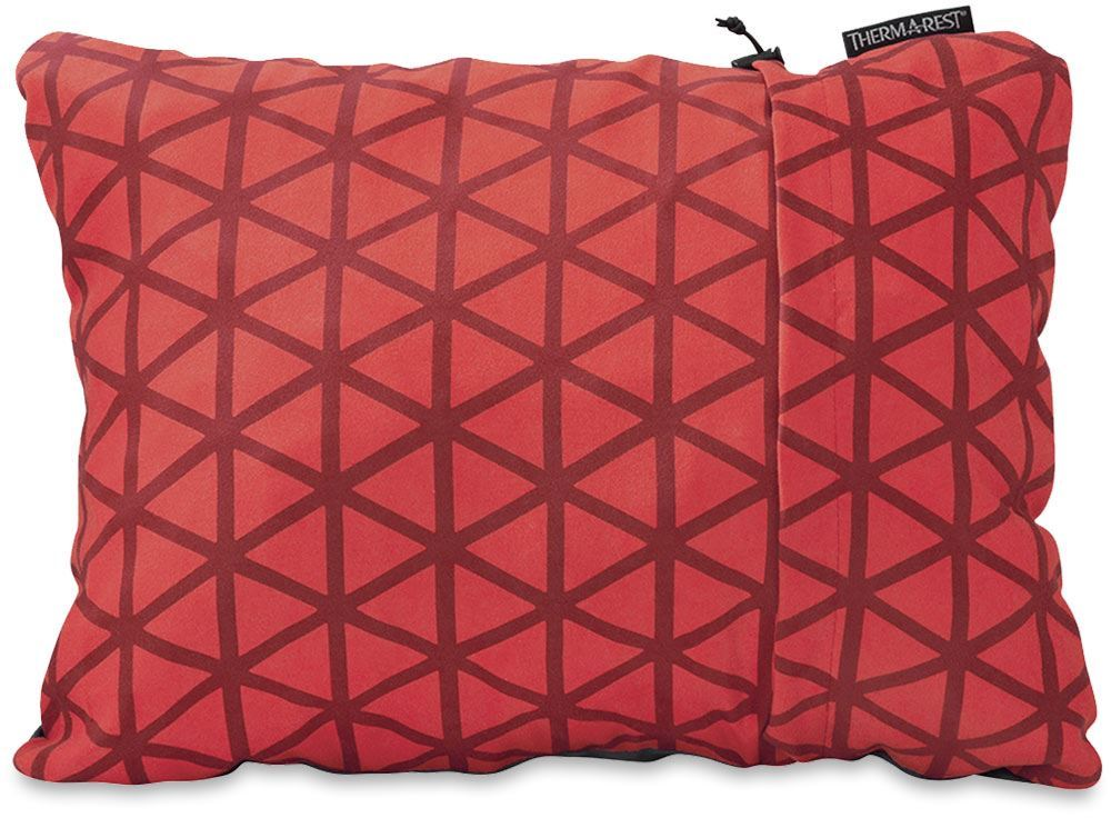 Thermarest Compressible Pillow Medium Cardinal