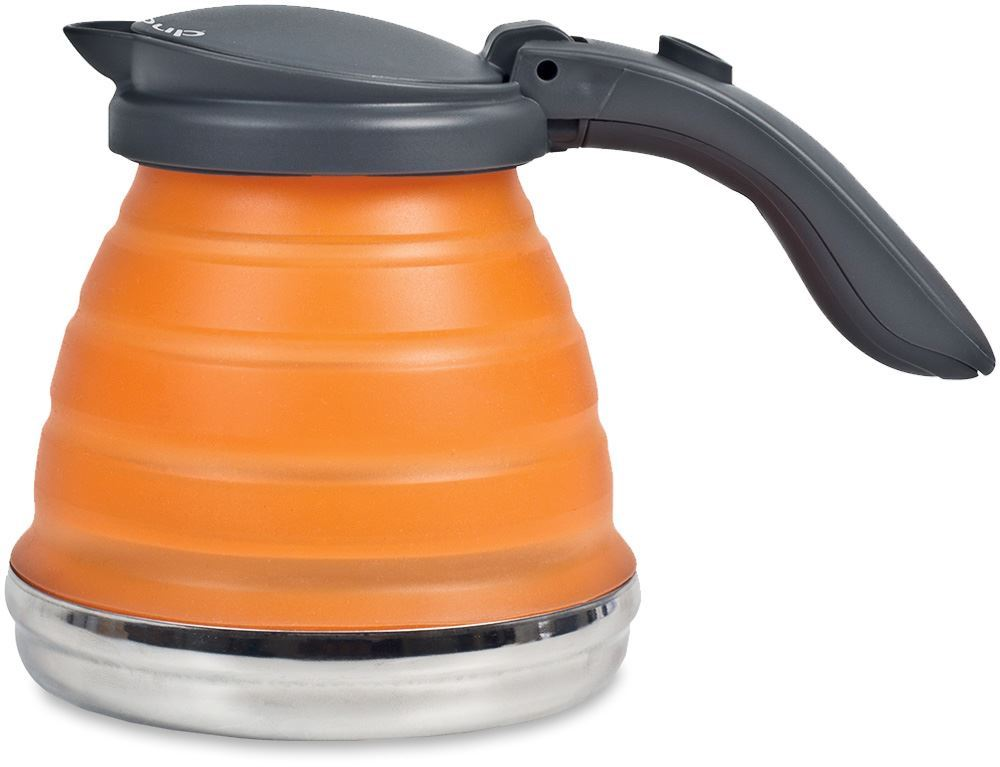 Popup Billy Kettle 0.8L - Orange