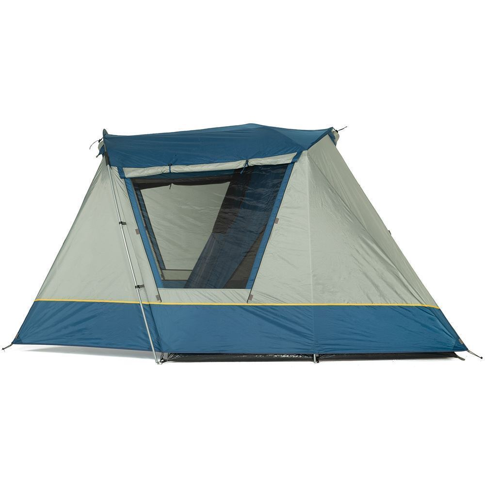 OZtrail Family 4 Dome Tent Side