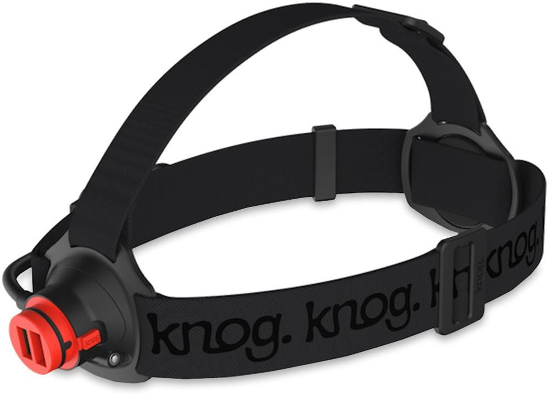 Knog PWR Headstrap Headtorch Strap