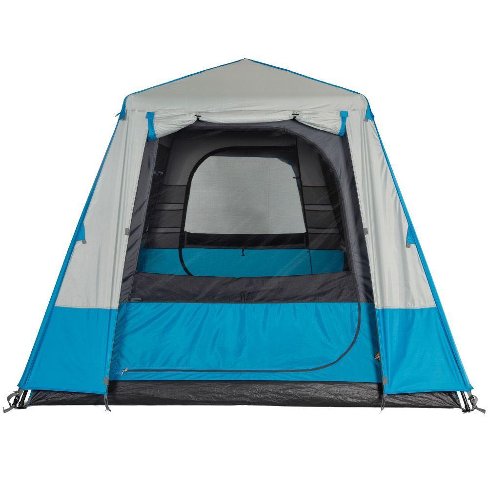 Oztrail Fast Frame Roamer Cabin 10 Tent Rear