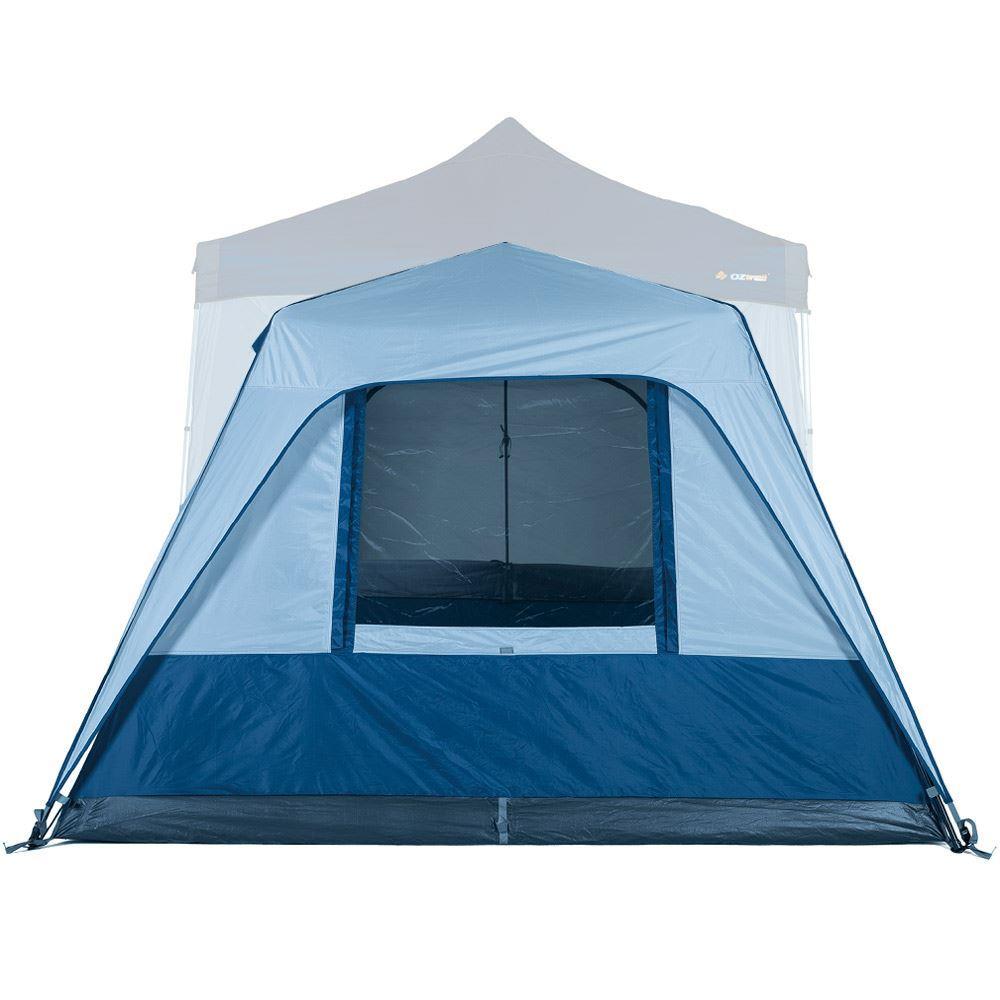 OZtrail Fast Frame 2.4 Gazebo Tent Rear