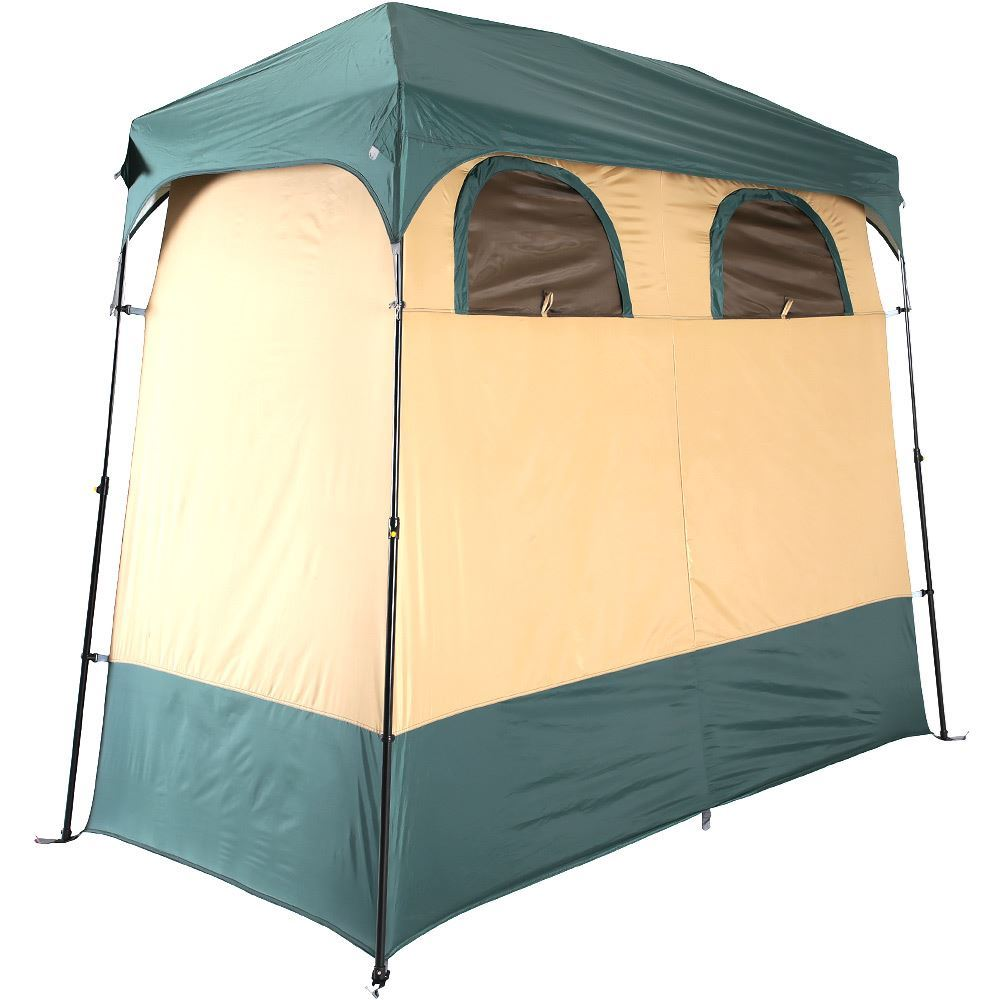 OZtrail Fast Frame Double Ensuite Tent Rear
