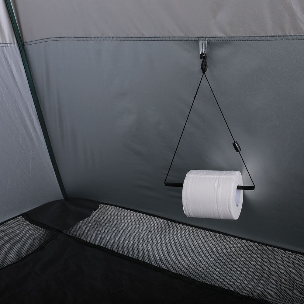 OZtrail Fast Frame Double Ensuite Tent Toilet Roll Holder