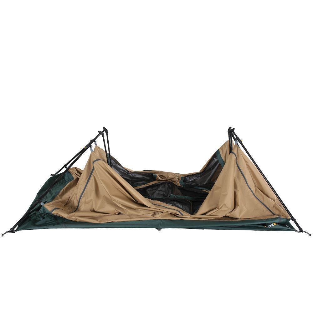 OZtrail Fast Frame Double Ensuite Tent Setup 3