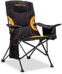 Darche 260 Camp Chair Black Orange