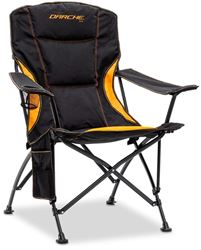 Darche 380 Camp Chair Black Orange