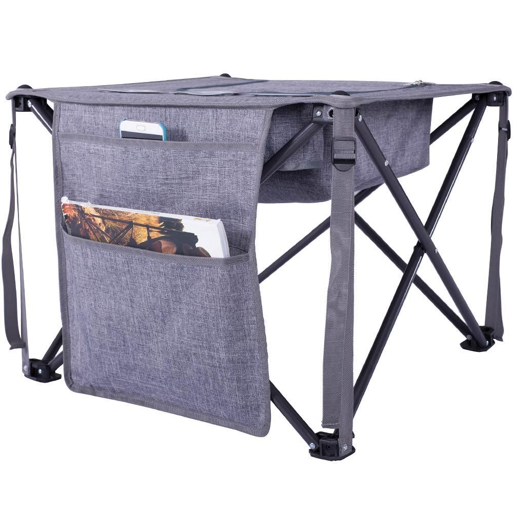 OZtrail Base Modular Camp Table with Magazine