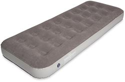 Oztrail Velour Air Mattress Single