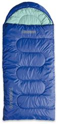Roman Junior 400 Kids Sleeping Bag Blue Aqua