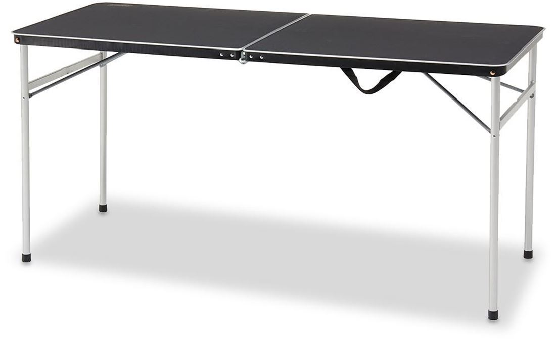 Coleman 6 Foot Fold in Half Table Aluminium
