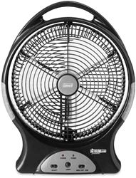 Coleman Rechargeable Lithium Ion Fan 12""