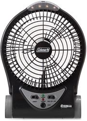 Coleman Rechargeable Lithium Ion Fan 6""