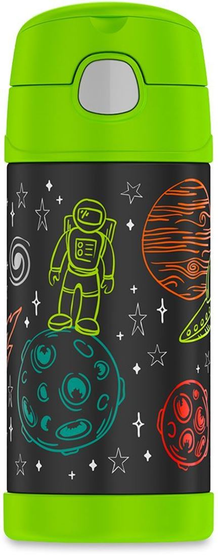 Thermos Funtainer Insulated Kids Bottle Astronaut